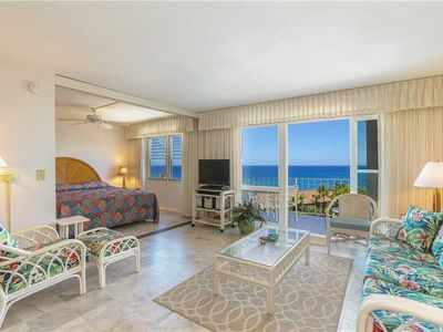 Photo for New Listing: Top Floor! Panoramic Ocean Views From Every Room!