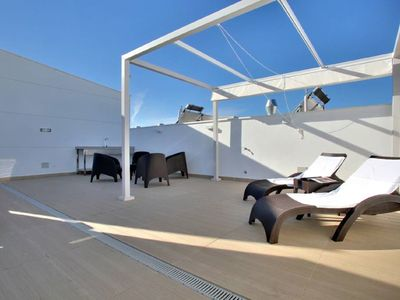 Photo for Penthouse with solarium near Banus