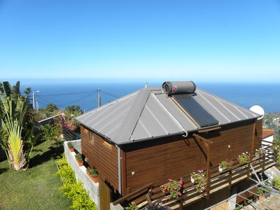Photo for 3 * rated sea view chalet