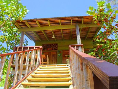 Special Low Rate, Tranquil Soaking Tub on Roof Overlooking Turquoise Beach