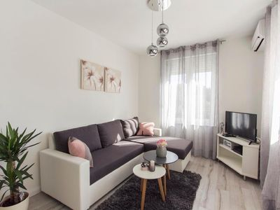 Photo for Holiday apartment Zadar for 2 - 4 persons with 1 bedroom - Holiday apartment in one or multi-family
