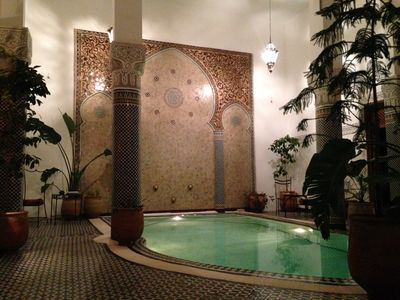 Photo for Chocolate exceptional result in a medina riad