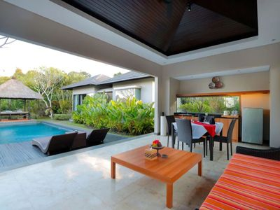Photo for One Bedroom Villa with Charming Scenery, Perfect Location