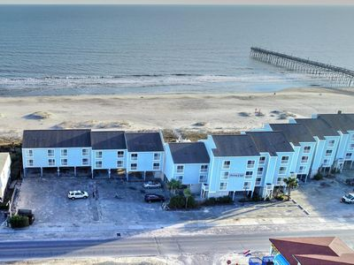 Photo for Best Oceanfront Location and Views on Ocean Isle Beach