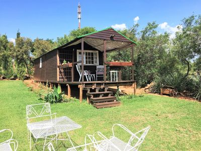 Photo for Beautiful country side self-catering accommodation in the East of Pretoria