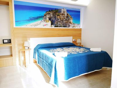 Photo for With a garden, the Don Francisco Room is located in Tropea.
