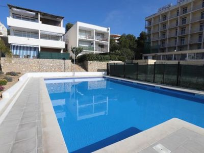 Photo for 166-CALA VIÑA - Centric apartment with swimming-pool