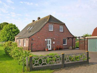 Photo for Semi-detached house Dat Diekhuus, Neßmersiel  in Ostfriesland - 5 persons, 3 bedrooms