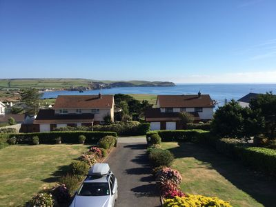 Photo for Great family coastal home in beautiful Devon village. Sleeps 10
