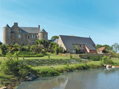 Photo for Vacation home Ferienhaus (MMG100) in Isigny-sur-Mer - 8 persons, 4 bedrooms
