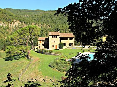 Photo for 1BR Apartment Vacation Rental in Dicomano, Toscana