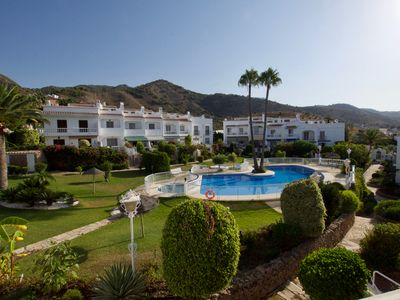 Photo for 3 Bedroomed Villa With Stunning Full Sea, Mountain And Pool Views