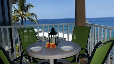 Photo for 2Bed/2Bath Absolute Oceanfront Condo