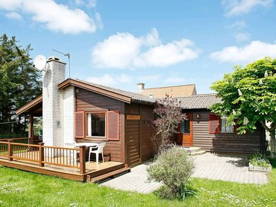 Photo for Rustic Holiday Home in Løkken With Conservatory