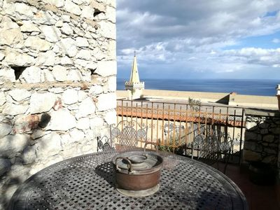 Photo for Nice villa with sea view and terrace