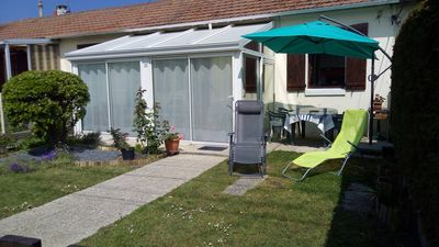 Photo for Charming south facing house completely renovated with garden