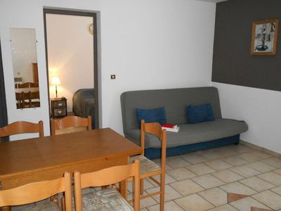 Photo for Campsite Saint James Les Pins *** - Comfort Chalet 3 Rooms 4/6 People
