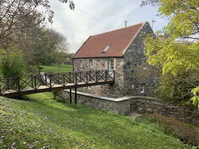 Photo for Beautiful Renovated Mill near Portsoy near the beach