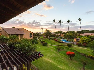Photo for Wailea Ekahi #45-E 1Bd/2Ba Ocean View Beachfront Resort Great Rates, Sleeps 2
