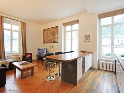 Photo for Alpine Museum apartment -  an apartment that sleeps 4 guests  in 2 bedrooms