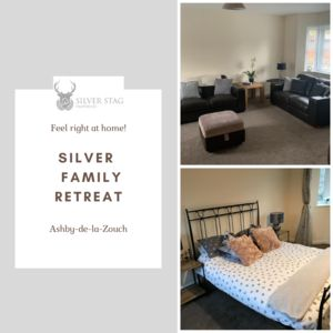 Photo for Silver Stag, High-end, Modern 3 double bedroom with parking
