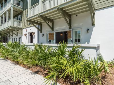 Photo for Cozy condo for 8! Bike to the Rosemary Beach Square and the Gulf!