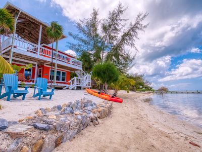 Photo for Starfish Beach House - Where The Beach Is Your Front Yard!
