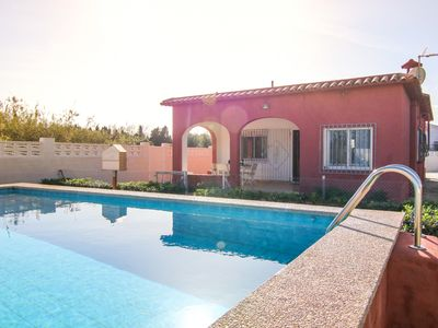 Photo for Villa Beach, lovely House with Private Pool