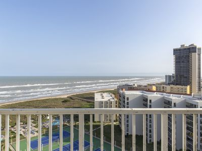 Beachfront Penthouse at Saida Royale! 3 Pools, Tennis Courts, Private Beach Access!