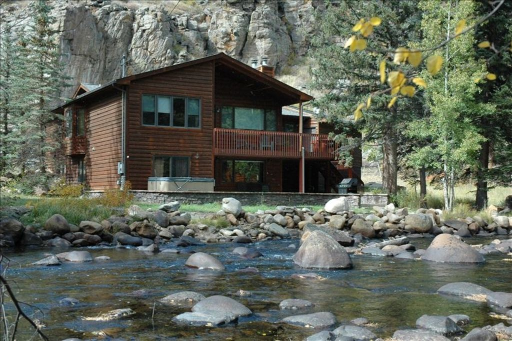 Colorado River Discovery >> Perfect 5 Bed House on the Big Thompson Riv... - VRBO