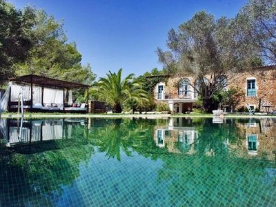 Photo for Finca with wonderful garden and pool near Ibiza town