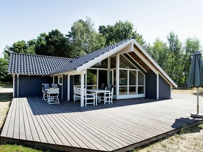 Photo for Spacious Holiday Home in Vig near Sea