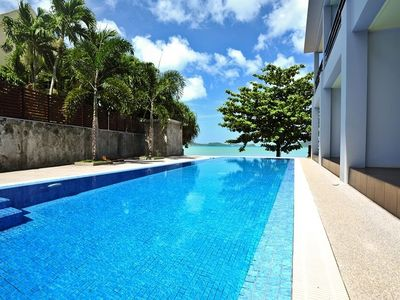 Photo for Beachfront Apartment Pool Access