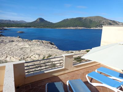 Photo for Terraced house in Cala LLiteras (Cala Ratjada)