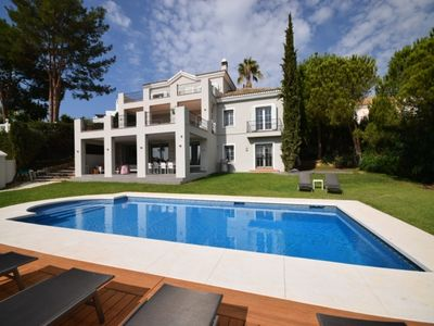 Photo for 5BR Villa Vacation Rental in Marbella