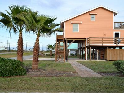 Photo for Beautiful Beach Side House In Sea Isle -  Available for Winter Texans!