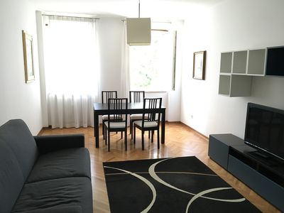 Photo for Central Mestre, flat 86m² perfect for couples 15 min from Venice