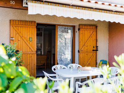 Photo for MM50 : 2-bedroom Villa in NARBONNE-PLAGE