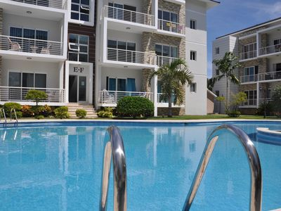 Photo for TOP FLOOR LUXURY PENTHOUSE WITH POOL, FAMILY-FRIENDLY AND IN THE CENTER OF SOSUA