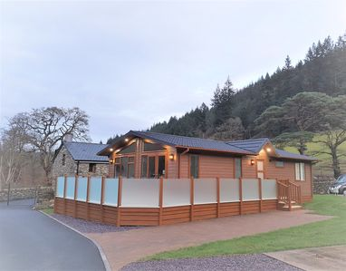 Photo for Luxury Lodge Park Hendre Rhys Gethin Snowdonia National Park North Wales