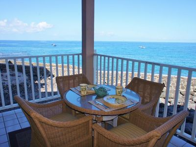 Photo for Fantastic Ocean Front Views | WIFI | Free Concierge | Starts at $125
