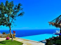 Well equipped villa with amazing view