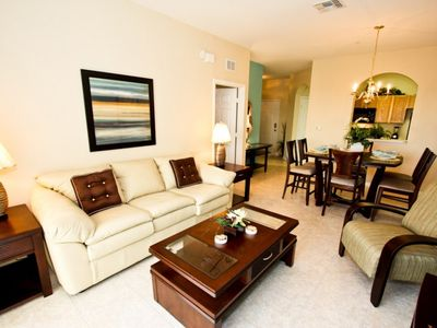 Photo for Luxury on a budget - Windsor Hills Resort - Feature Packed Spacious 2 Beds 2 Baths Condo - 3 Miles To Disney