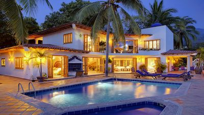 Photo for Exclusive Private 3 Bedroom Villa with Heated Pool, Hot Tub