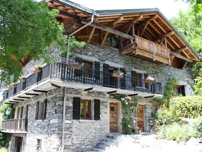 Photo for Chalet 350 M2 comfortable for 12 people