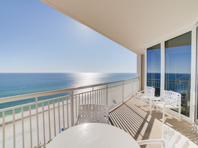 Photo for The Life of Luxury! Indulge in this Newly Redecorated Gulf Front Condo!