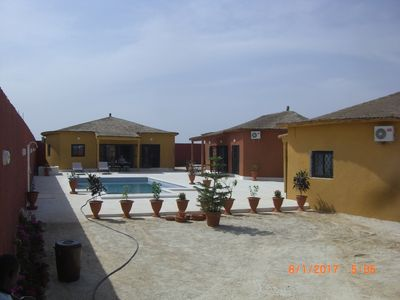 Photo for African style villa
