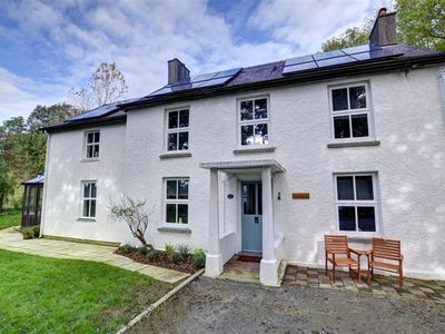 Photo for Would you like to have your holiday in a peaceful, rural location in Pembrokeshire, yet be within ea