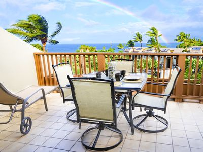 Photo for Spectacular Ocean View Front Row 2 Bedroom Condo! Newly Remodeled H-209