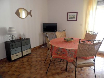 Photo for Two-room well equipped Canet Port